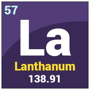lanthanum - Lanthanum Periodic Table Atomic Mass