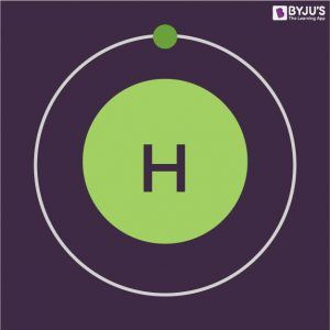 Electronic Configuration of Hydrogen