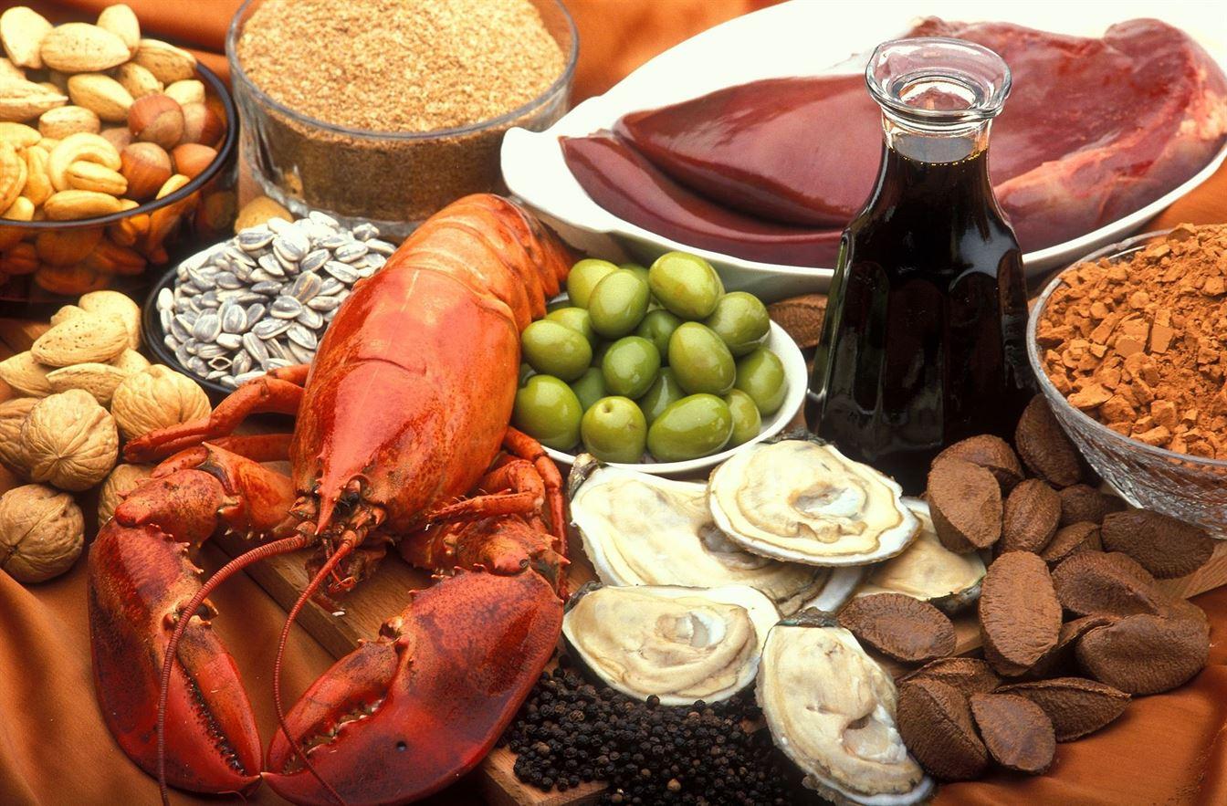 L-Methionine Rich Food