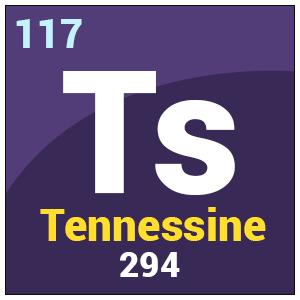 Tennessine (Ununseptium)
