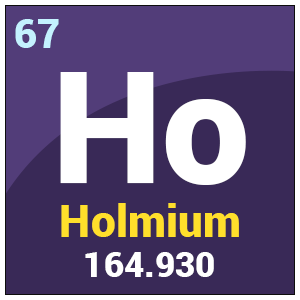 Ho Physical And Chemical Properties