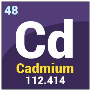 Cadmium (Cd) - Chemical Properties & Uses | Periodic Table ...