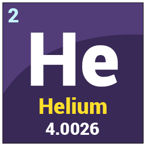 Element Periodic Table >> Helium - Uses of Helium & Chemical Properties of Helium