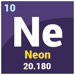 Neon ne chemical properties uses atomic number periodic table symbol ne urtaz