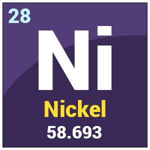 Nickel uses of nickel chemical properties of nickel nickel urtaz Choice Image