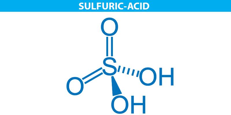 Sulphuric acid - Contact Process