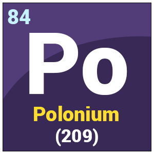 Polonium Uses Applications And Facts Periodic Table