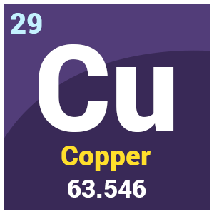 copper chemical properties uses interesting facts periodic table chemistry byjus - Periodic Table Copper
