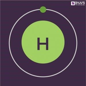 Hydrogen Electronic configuration