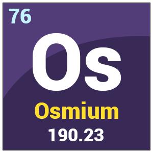 Osmium chemical properties uses facts periodic table byjus osmium urtaz Choice Image