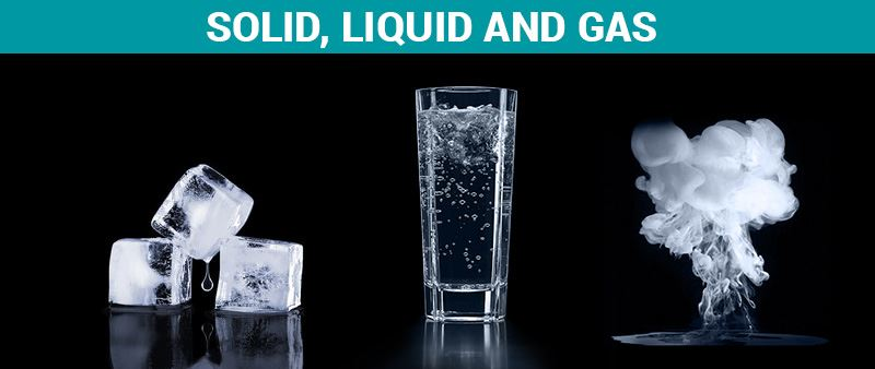 how to go from a liquid to a gas