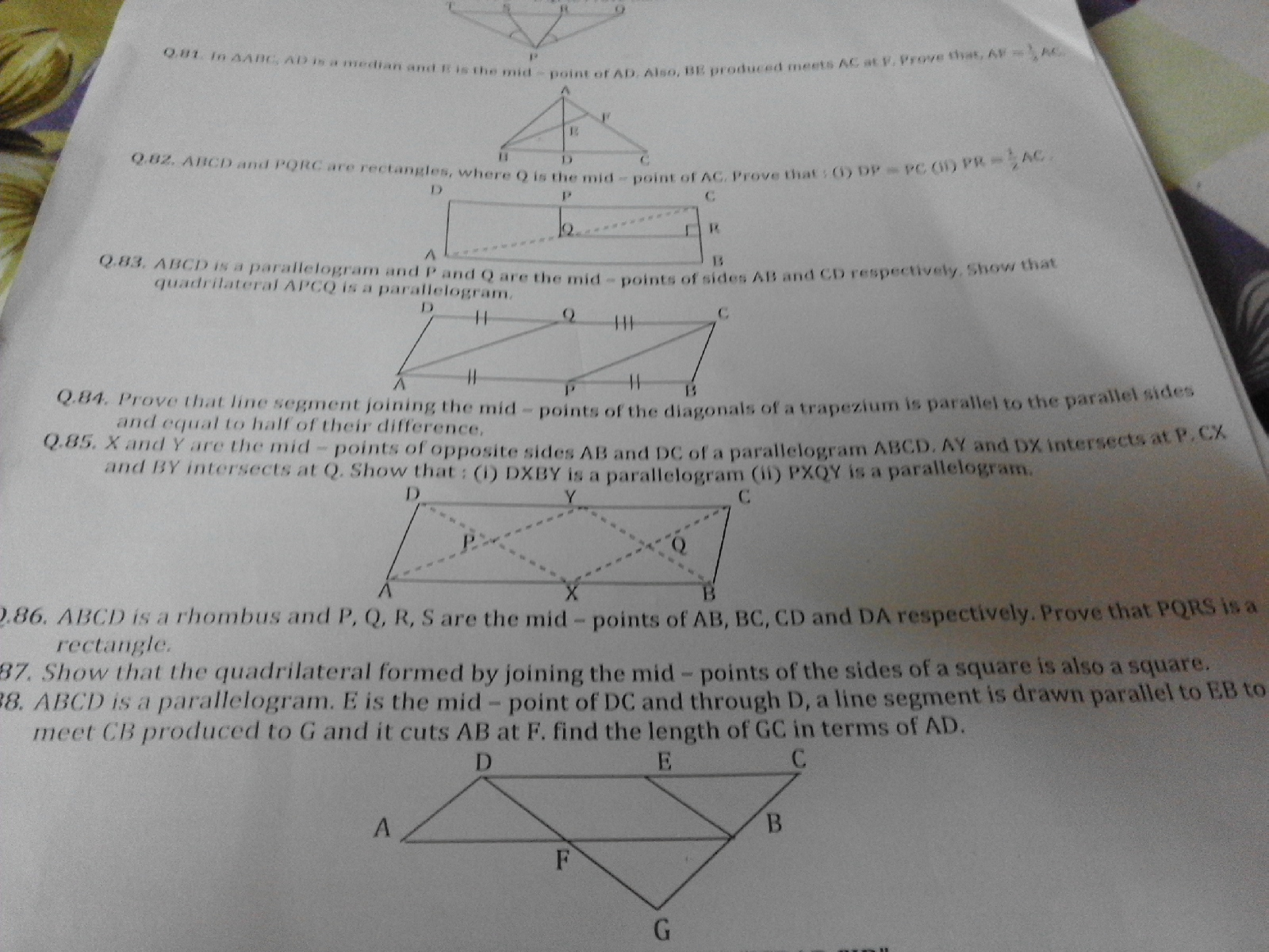 Maths-Geometry Class X.Please Help !