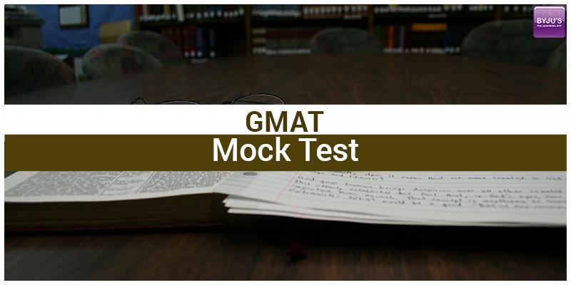 GMAT Mock Test