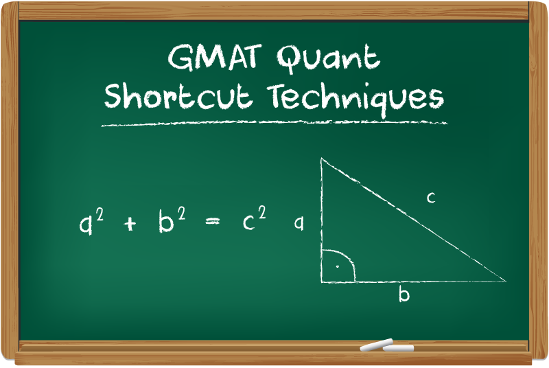 GMAT Quant Shortcut Techniques