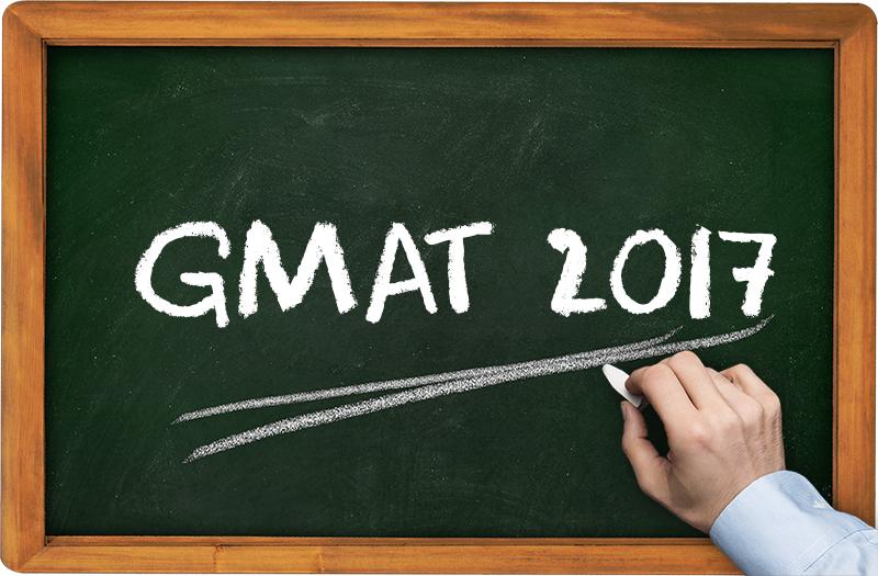 GMAT 2017