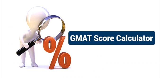 GMAT Score Calculator