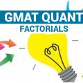 GMAT Quant Factorials