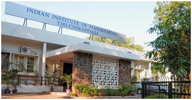 IIM Tiruchirappalli