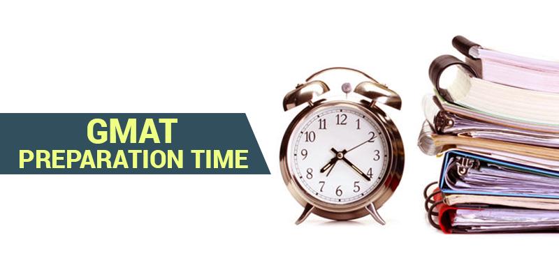 GMAT Preparation Time