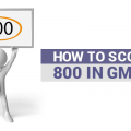 How to Score 800 in GMAT