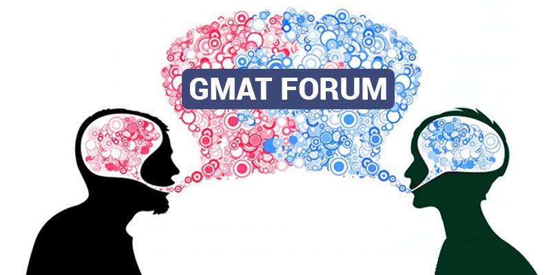 GMAT Forum