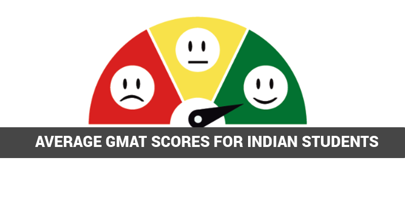 Average GMAT Scores for Indian Students