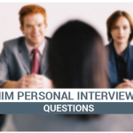 How to Tackle IIM Personal Interview Questions