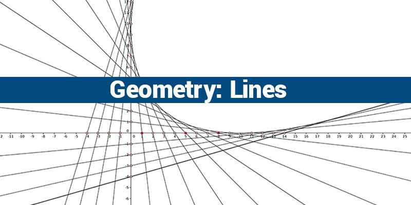 GMAT Exam Geometry Lines