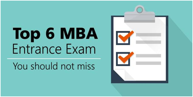 Top Six MBA entrance Test
