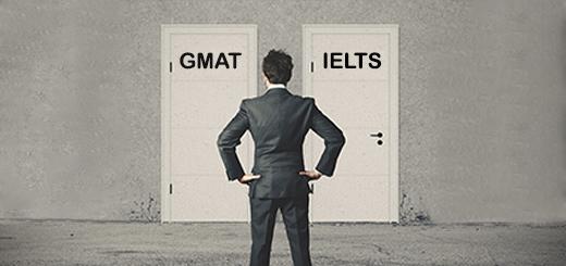GMAT vs IELTS