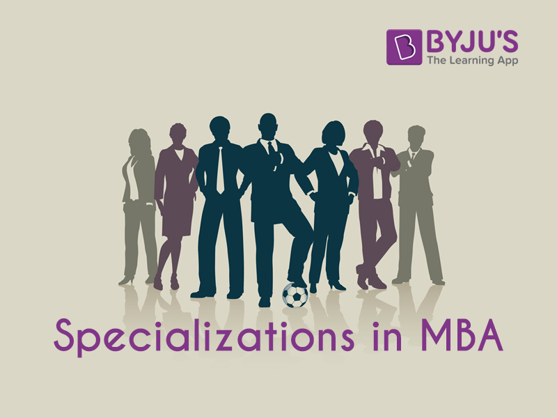 GMAT MBA Specialisation