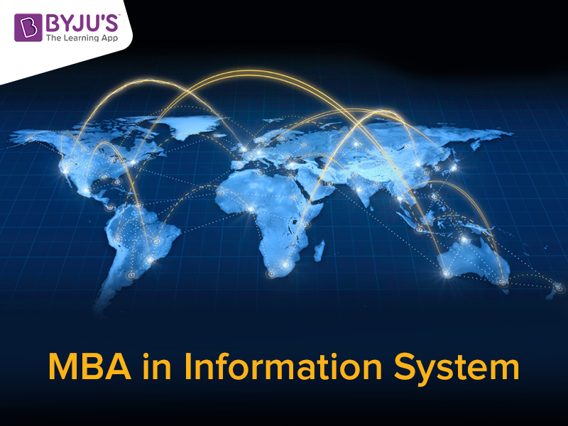 MBA in Management in Information System