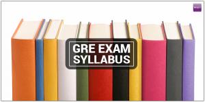 GRE Exam Syllabus