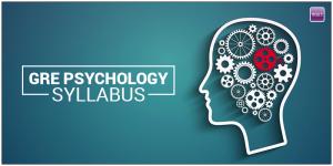 GRE Psychology Syllabus