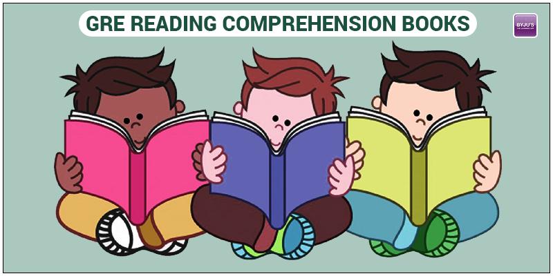 GRE Reading Comprehension Books