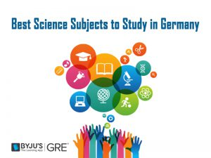 ubjects to Study in Germany