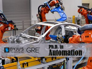 phd in Automation
