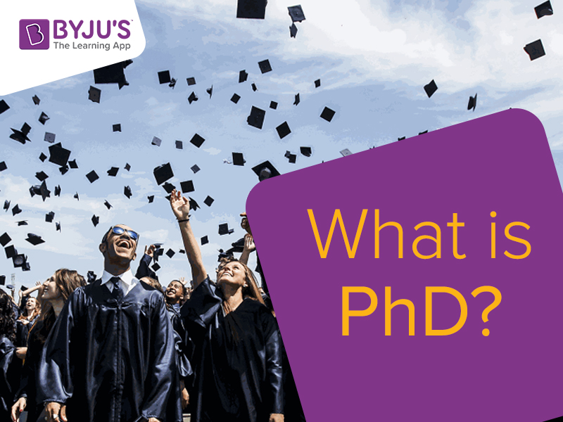 What is PhD