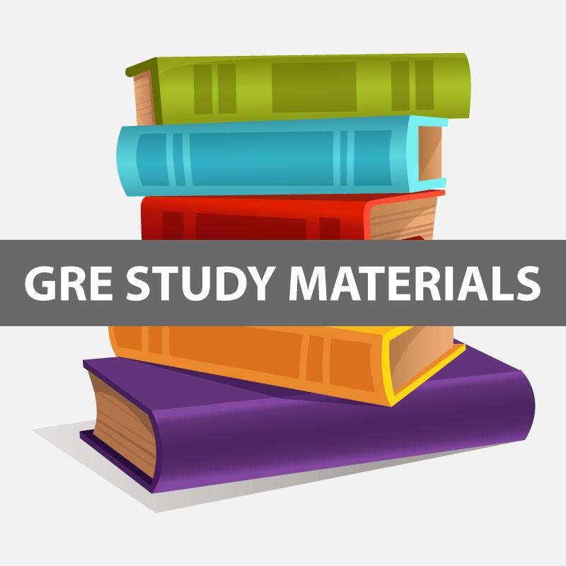 GRE Study Materials