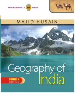 geography books for ias