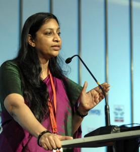 Aruna Sundararajan - IAS Officer