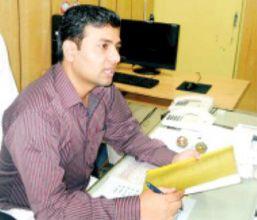 Krishna Gopal Tiwari - IAS Officer