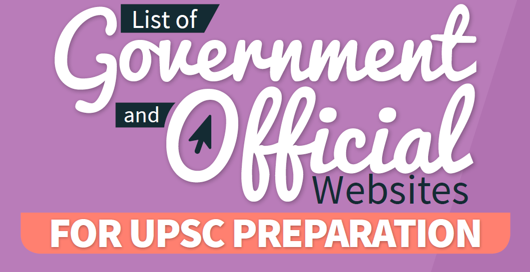 UPSC Online Sources