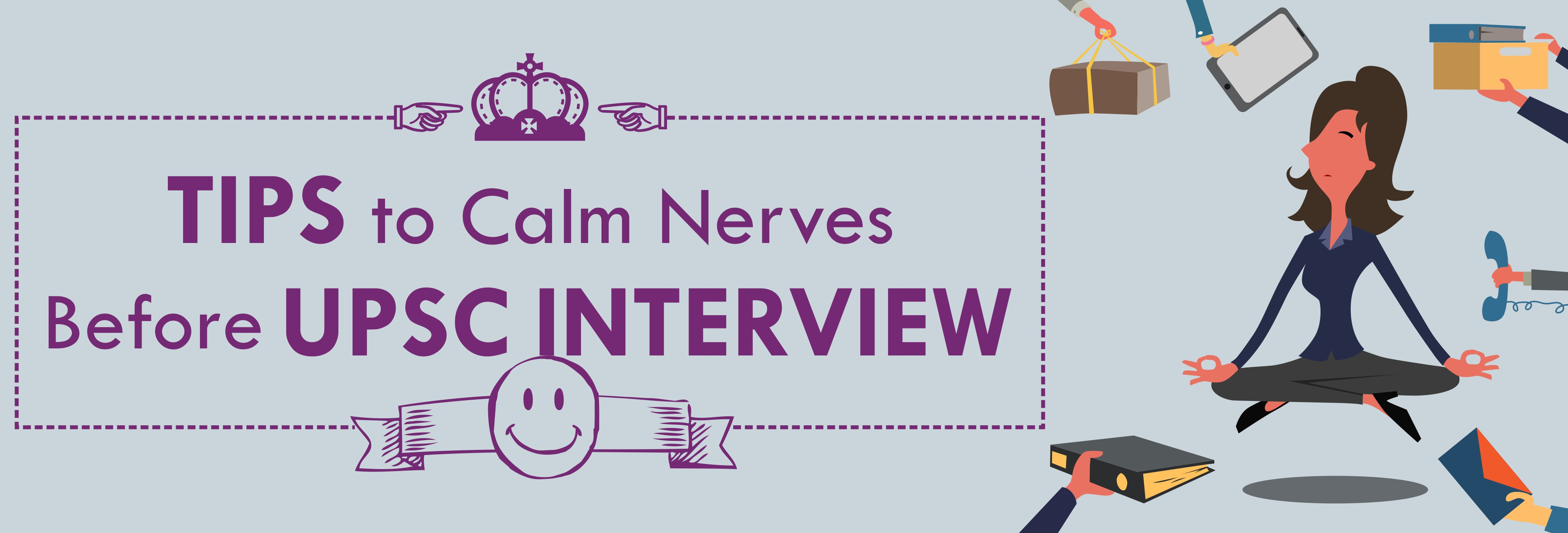 Tips: how to calm the nerves in 1 minute 68