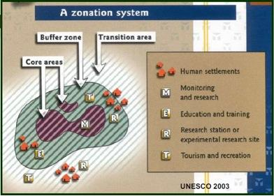 A Zonation System