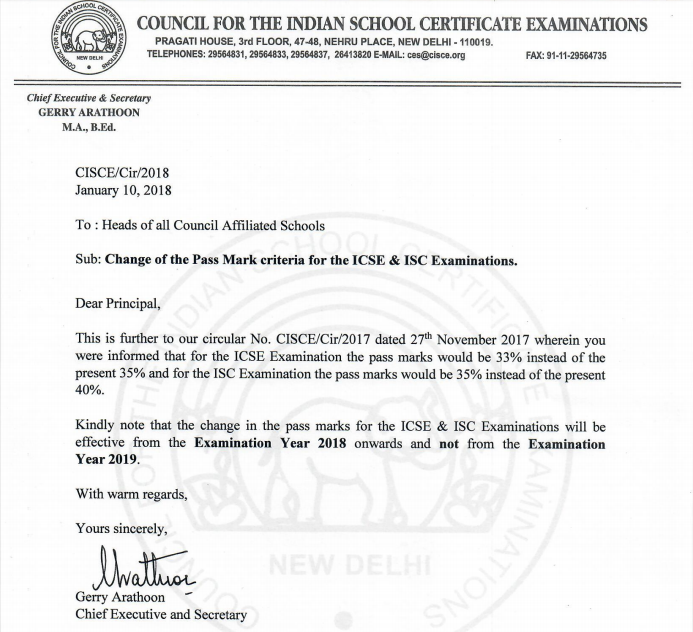 external examination certificates and applications