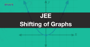 JEE Shifting of Graphs
