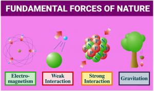 Fundamental Forces