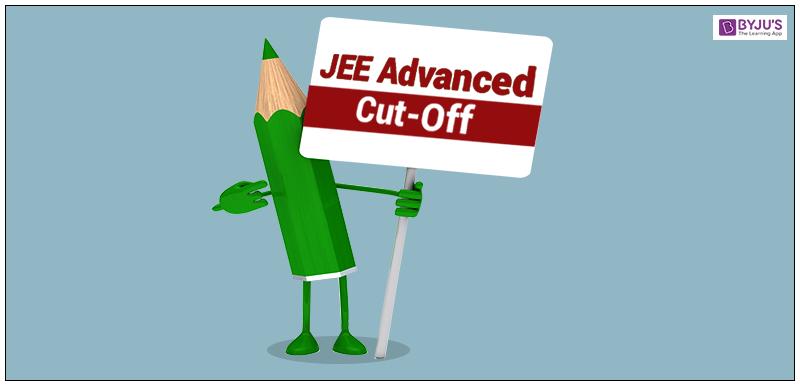 JEE Advanced Cutoff