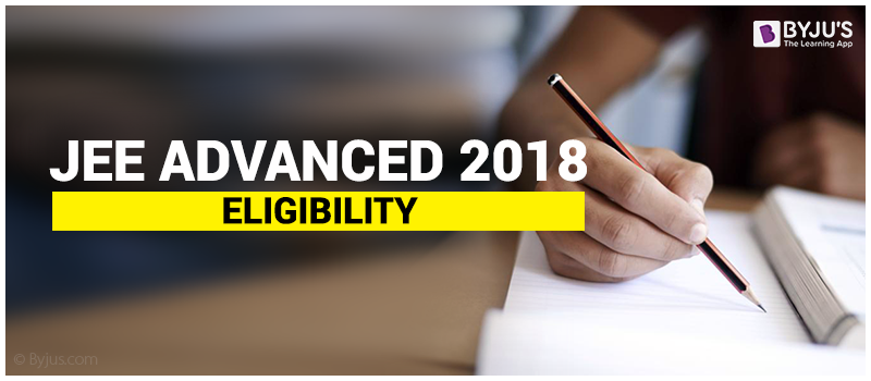 JEE Advanced Eligibility